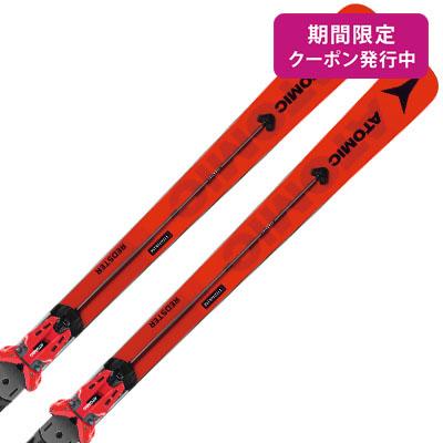 【19-20 NEWモデル】ATOMIC〔アトミック スキー板〕<2020>REDSTER G9 FIS M + X16 VAR【金具付き・取付送料無料】