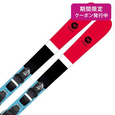 【19-20 NEWモデル】ROSSIGNOL〔ロシニョール スキー板〕<2020>SPRAYER XPress2 + XPRESS 10 B83 Black White【金具付き・取付送料無料】