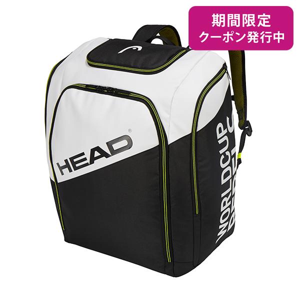 【19-20 NEWモデル】HEAD〔ヘッド バックパック〕<2020>REBELS RACING BACKPACK L〔レベルズ・レーシングバックパック L〕/383039