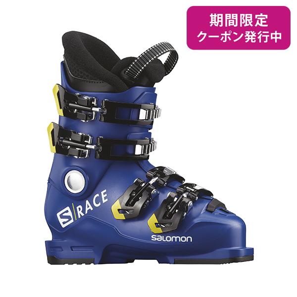 【19-20 NEWモデル】SALOMON〔サロモン ジュニア スキーブーツ〕<2020>S/RACE 60T L【送料無料】 新作 最新
