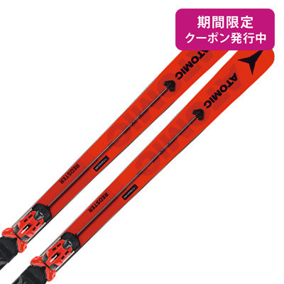 【19-20 NEWモデル】ATOMIC〔アトミック スキー板〕<2020>REDSTER G9 FIS W + X12 VAR【金具付き・取付送料無料】