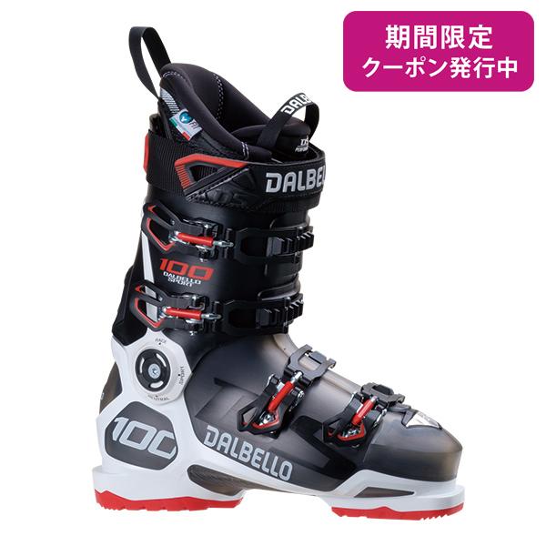 【19-20 NEWモデル】DALBELLO〔ダルベロ スキーブーツ〕<2020>DS 100 【送料無料】 新作 最新 メンズ レディース