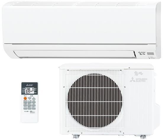 MSZ-GV2818-W 三菱電機 10畳用エアコン 2018年型 (西濃出荷) (/MSZ-GV2818-W/)