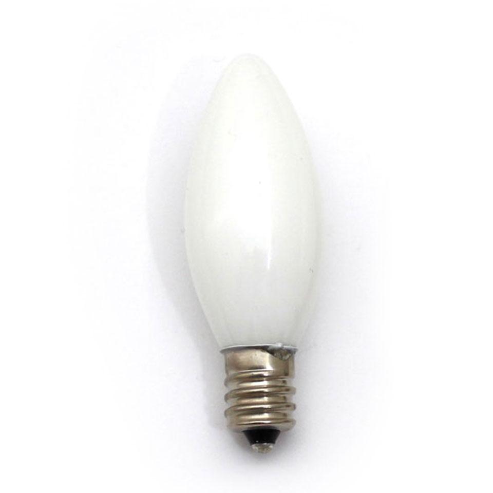 創価学会 電気ろうそく用電球 予約 \500円以上で送料無料 電気ローソク専用 電球 1個 S M 新作送料無料 スペア電球 L 取り替え用電球 110型 90型 135型 170型用 仏具