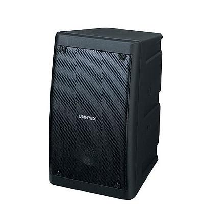 EWS-120 ユニペックス 防滴形2ウェイスピーカー(120W 8Ω・20mコード付) UNI-PEX【本州・四国は送料無料】