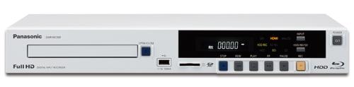 【中古】パナソニック デジタル入力レコーダー DMR-MC500
