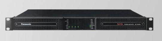 RAMSAパワーアンプ(DSP内蔵型) Panasonic(パナソニック) WP-DM924【本州・四国は送料無料】