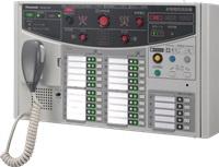 10局音声警報機能付壁掛形非常リモコン Panasonic(パナソニック) WR-EC110A