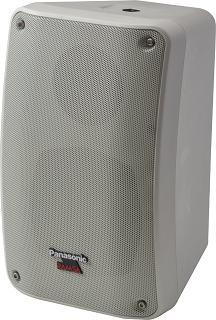 12cm2ウェイNFスピーカーIP55W Panasonic(パナソニック) WS-BN025-W【本州・四国は送料無料】