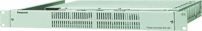電源制御ユニット(38A) Panasonic(パナソニック) WU-L62【本州・四国は送料無料】