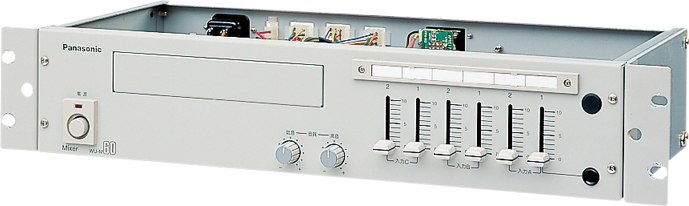ミキサーユニット Panasonic(パナソニック) WU-M60A【本州・四国は送料無料】