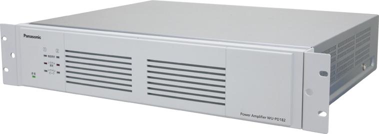 電力増幅ユニット(Hi-z/180×2) Panasonic(パナソニック) WU-PD182【本州・四国は送料無料】
