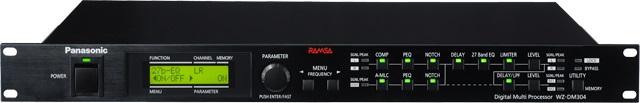 デジタルマルチプロセッサー 限定Special Price Panasonic セールSALE%OFF WZ-DM304 パナソニック