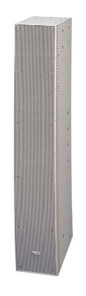 SR-S4S ラインアレイスピーカーtypeS(曲線タイプ)TOA