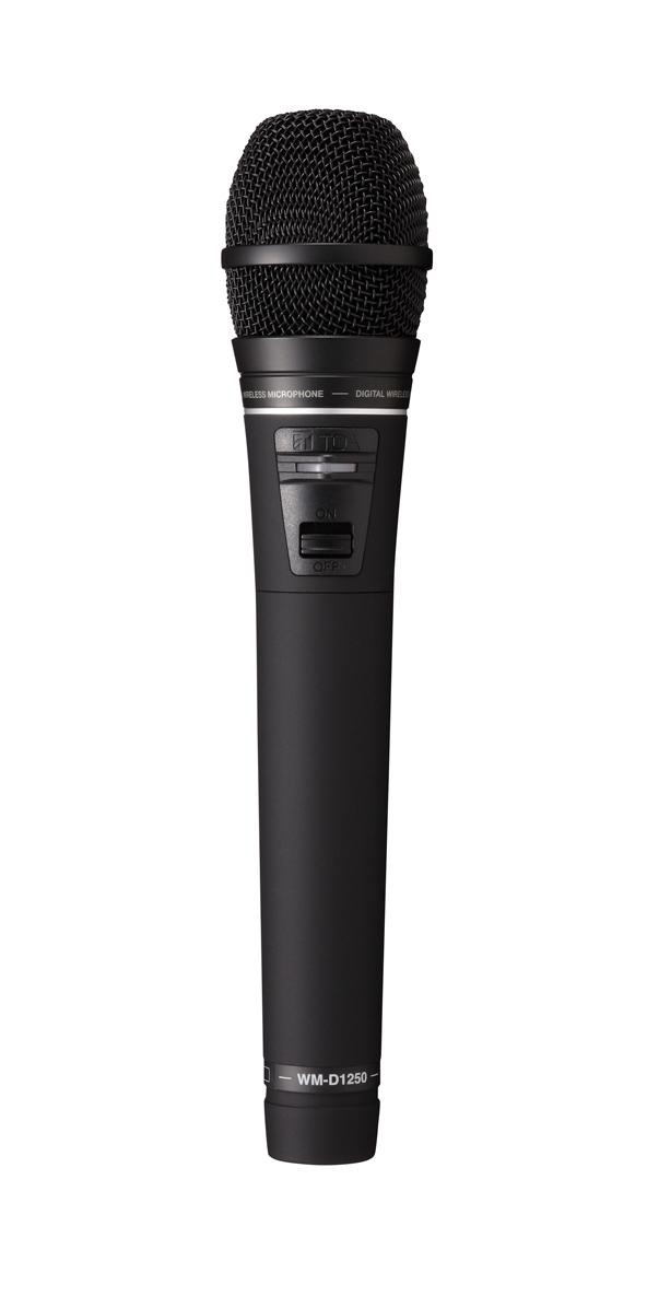 WM-D1250 デジタルワイヤレスマイク ダイナミック型 TOA