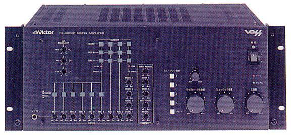 PS-M600P ミキシングアンプ JVCケンウッド