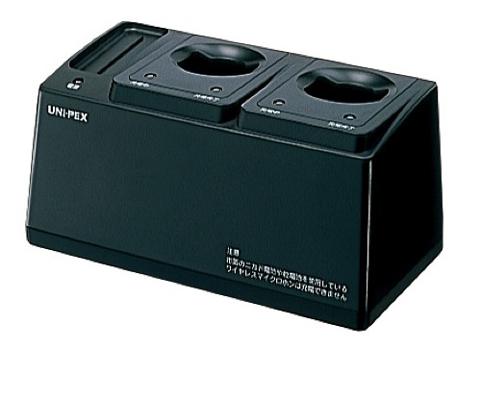 当店は最高な サービスを提供します WP-8002 ワイヤレスマイクロホン用充電器 ユニペックス 即納送料無料! UNI-PEX
