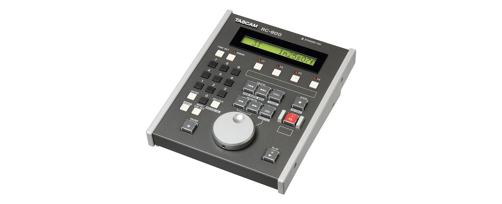 RC-900 ユニバーサルリモートコントロールユニット TASCAM