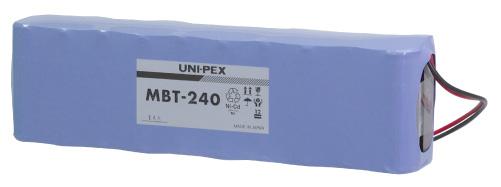 MBT-240 正規取扱店 ニカド蓄電池 ユニペックス 激安☆超特価 UNI-PEX