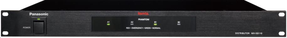 【海外 正規品】 WX-DD110 デジタルワイヤレス混合分配器 Panasonic(パナソニック)RAMSA, 京のまるいけ 7345c2ba