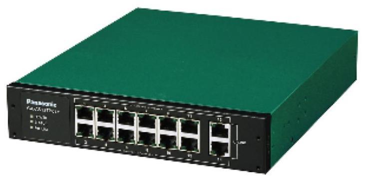 GA-AS12TPoE+ ノンインテリジェントタイプ 完売 Panasonic SEAL限定商品 パナソニック LSネットワークス株式会社製