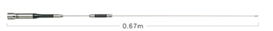 長期入荷待ち商品 次回入荷未定 AZ506 激安 ダイヤモンド 最安値 第一電波工業 モービルアンテナ