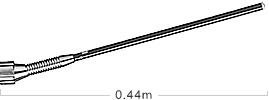 長期入荷待ち商品 限定モデル 次回入荷未定 メーカー直売 SR780 自動車電話型アンテナ ダイヤモンド 第一電波工業