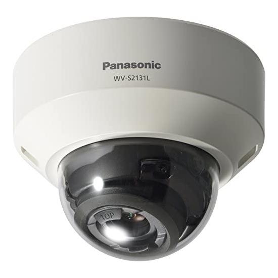 卸売り WV-S2131L 感謝価格 屋内フルHDドームNWカメラ IR パナソニック LED Panasonic