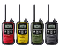 アイコム インカムセット(IC-4110 & NP-22I) 特定小電力無線機 トランシーバー【本州・四国は特別送料無料】