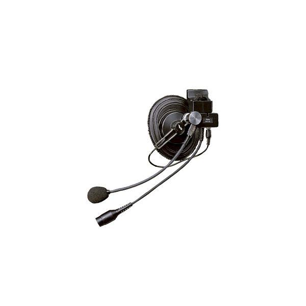ヘルメット取り付け型ヘッドセット 八重洲無線 スタンダード SSM-61H YH-105S同等製品【本州・四国は送料無料】