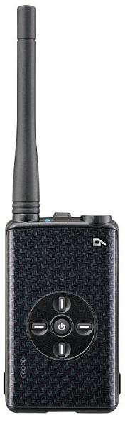 DJ-DPX1KA ハンディトランシーバー カーボンブラック アルインコ 5W デジタル30ch (351MHz) 簡易無線 登録局