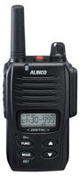 DJ-DP10B アルインコ 業務無線 デジタル登録局 簡易無線 30ch 1W (RALCWI方式)【本州・四国は送料無料】
