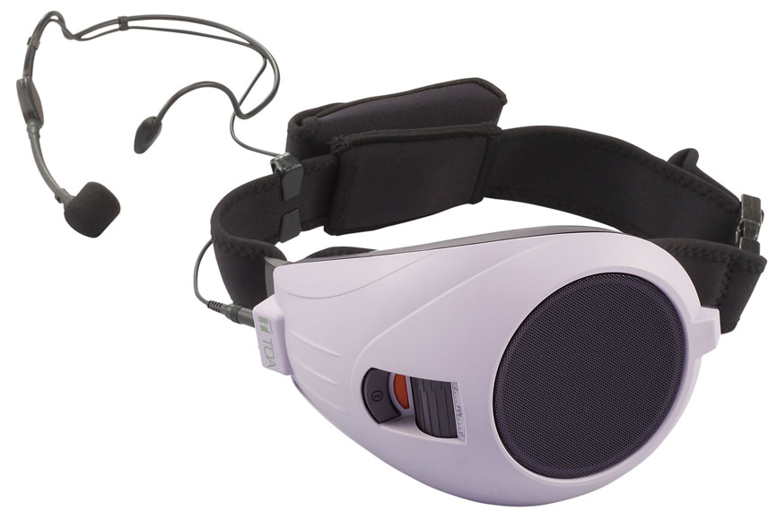 ER-1000 (TOA) ハンズフリー拡声器 ボイスウォーカー 【防犯・災害支援グッズ】 【smtb-u】 ER1000【viberDLで2500円OFFクーポンプレゼント!】