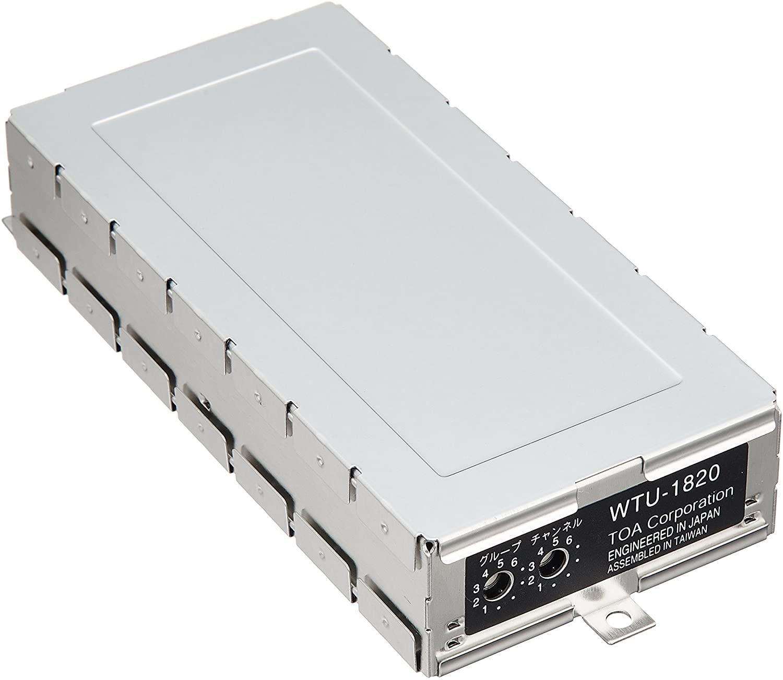 WTU-1820(TOA) (チャンネル増設用)チューナーユニット WTU1820