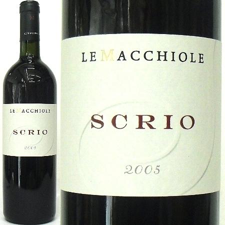 レ・マッキオーレ、2005 スクリオ トスカーナ 赤