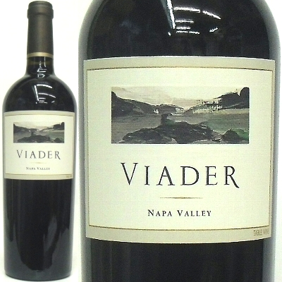 ヴィアディア ヴィンヤーズ&ワイナリー 2001 プロプリエタリー 赤 ナパ・ヴァレー