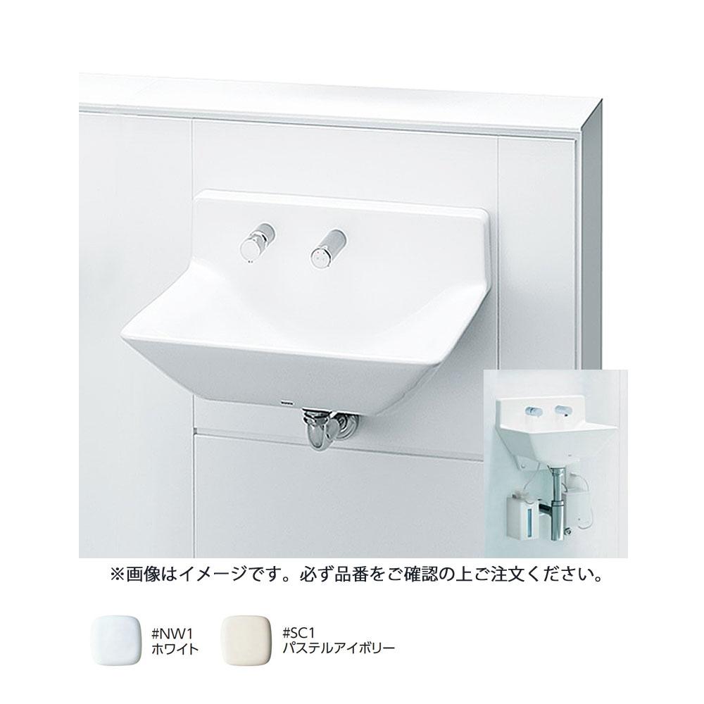 多様な TOTOTOTO 壁掛ハイバック洗面器:LSG125BB #SC1∴(パステルアイボリー)(常), pirarucu online shop:06456683 --- eamgalib.ru