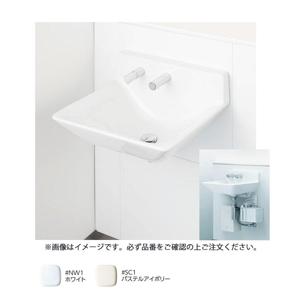 【スーパーセール】 TOTO 壁掛ハイバック洗面器:LSB 135CC #NW1∴(ホワイト)(常), WSTANDARD d232622e
