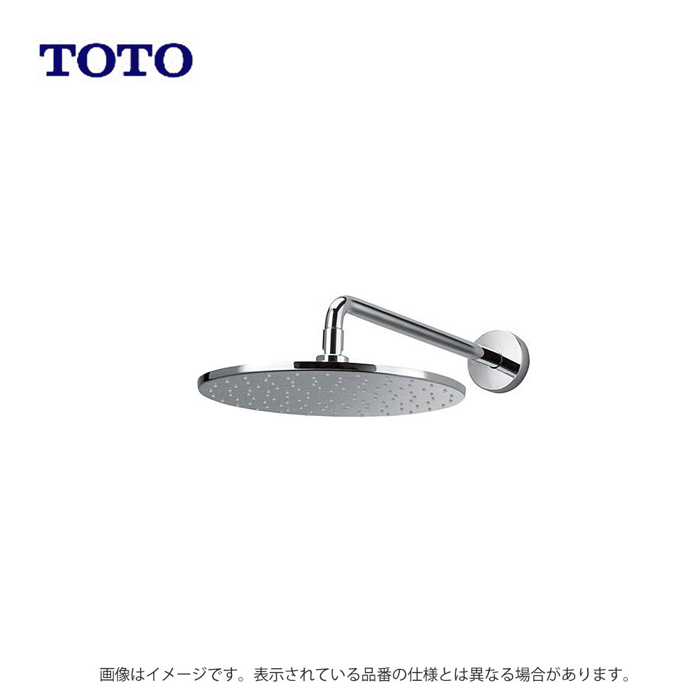 限定品 TOTO オーバーヘッドシャワー 脈動エアイン、丸型 人気 おすすめ :TBXS18A ∴∴ 常