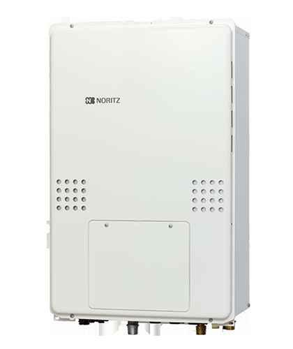 ノーリツ ガス給湯機 エコジョーズ DA+暖房 フルオート湯張 2温度接続 PS扉内設置 後方排延:GTH-CP2461AW6H-TB BL-都市ガス(13A.12A)24号本体(リモコン別)∴