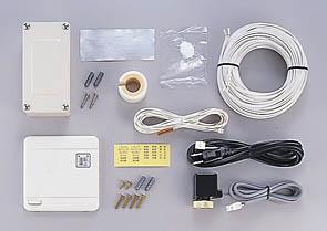 § 上質 ノーリツ UDR-6C 床暖コントローラー 1SET ∴ 3芯用 :0502938 正規認証品!新規格