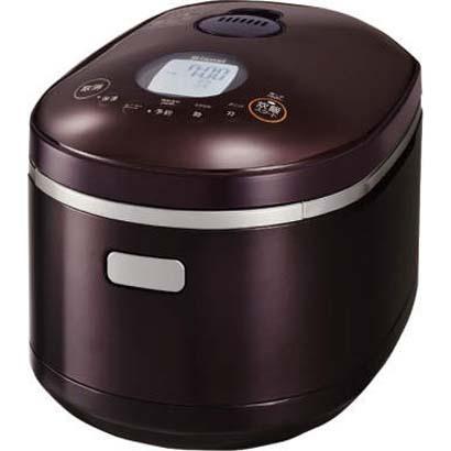 セール品 §§ リンナイ ガス炊飯器 直火匠 5.5合 DB ダークブラウン 割り引き :RR-055MST2 -都市ガス∴