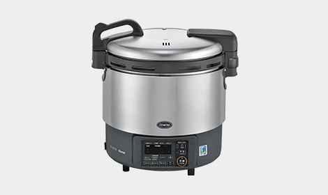 人気新品 リンナイ 業務用ガス炊飯器タイマー・電子ジャー付:RR-S200GV2 LPG(プロパンガス) ∴, デパート あーちぃ 55ddff5b