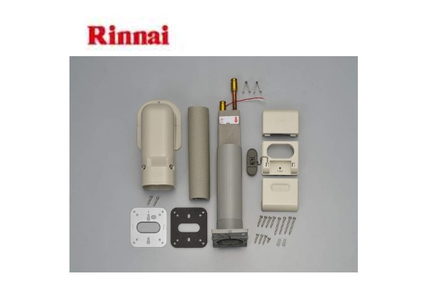 リンナイ ガス暖部材 温水コンセント(屋外露出配管用):FMOT-002-CH∴