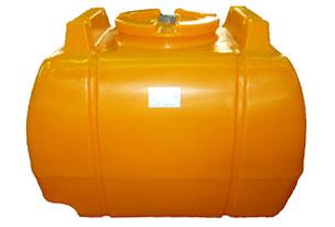 代引不可 宛先法人名+要荷受け クボタ ローリータンク 角 : 黄 出荷 25Aフィッティング.ドレン付 800 NL- 超歓迎された 30Kg∴