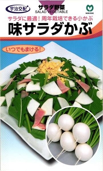 小カブ 種 『味サラダかぶ』 2dl 丸種, 古着屋HEB(エイチイービー):5295f6d0 --- idelivr.ai