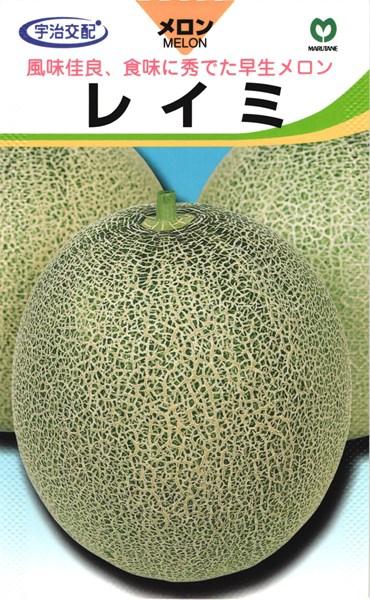 ネットメロン 種 『レイミ』 100粒 丸種