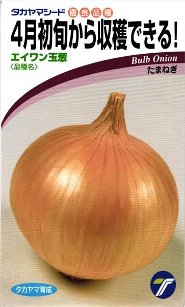 タマネギ 種 『エイワン玉葱』 2dl タカヤマシード