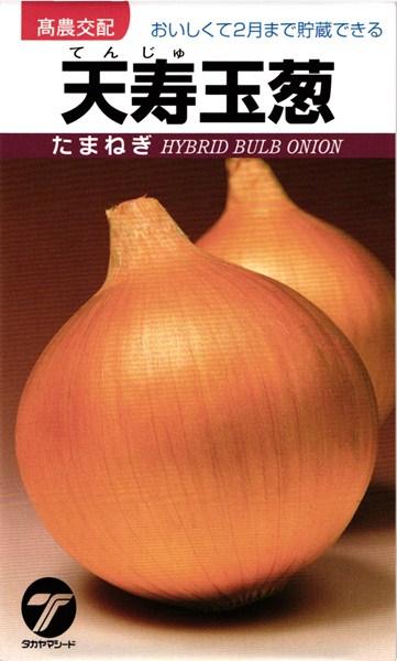 タマネギ 種 『天寿玉葱』 2dl タカヤマシード