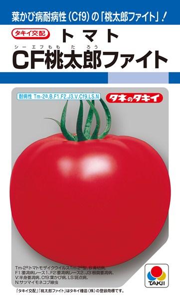 トマト 種 『CF桃太郎ファイト』 ペレット2L1000粒 タキイ種苗